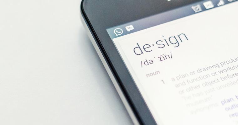 UX Design: Lesbarkeit Webseite