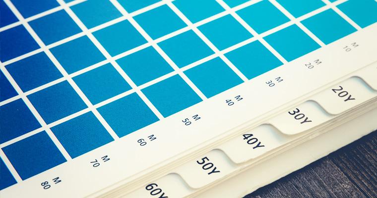 RGB, CMYK & Co. – welche Farbdefinitionen benötigst du?