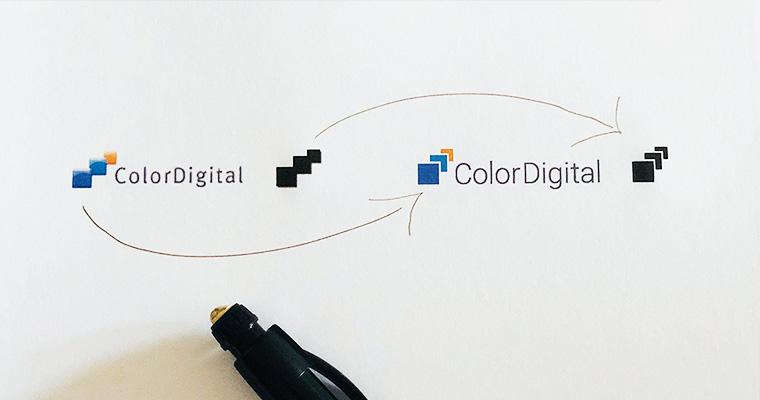 Goldmarie Markendesign: Redesign