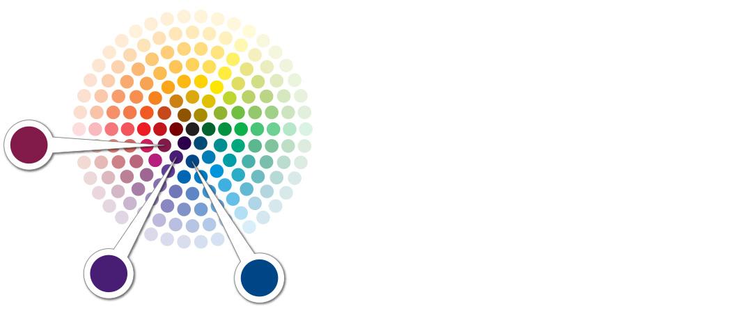 Farben kombinieren: Analog