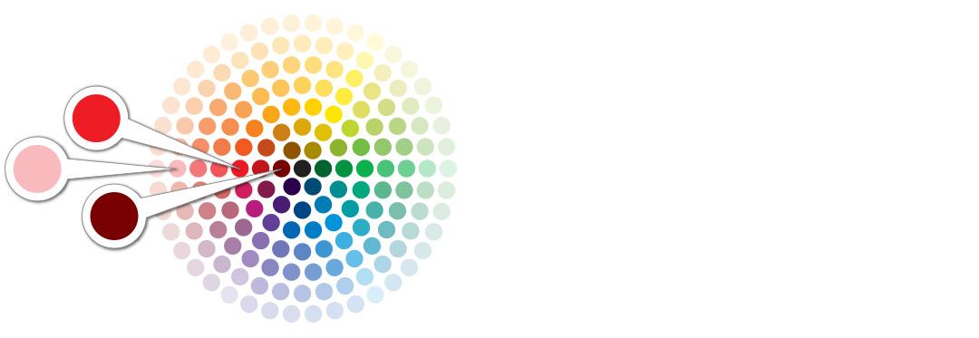 Farben kombinieren: Monochrom