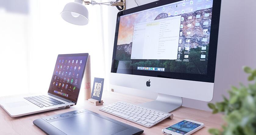 Homeoffice einrichten: 20 Tools, die dir den Arbeitsalltag erleichtern