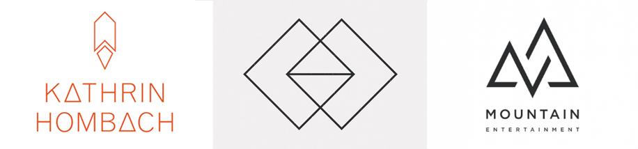 Logo Designs Geometrische Formen