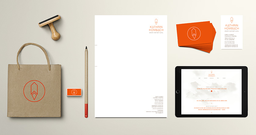 Corporate Design Bestandteile