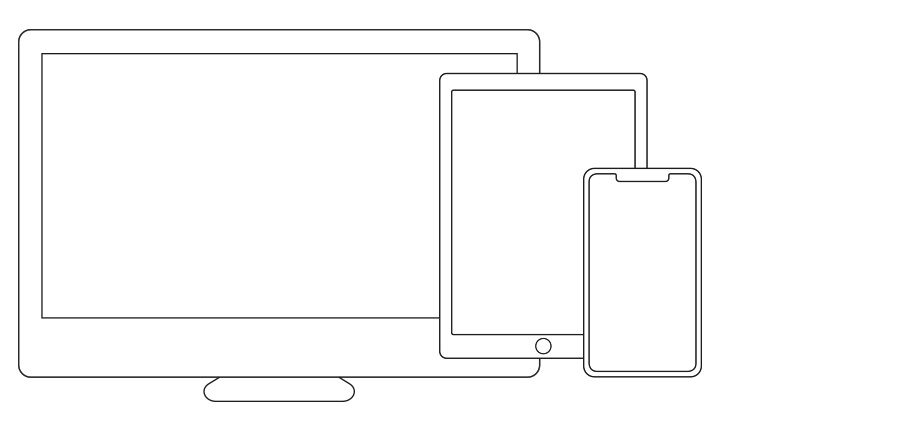 Landingpage responsive Gestaltung
