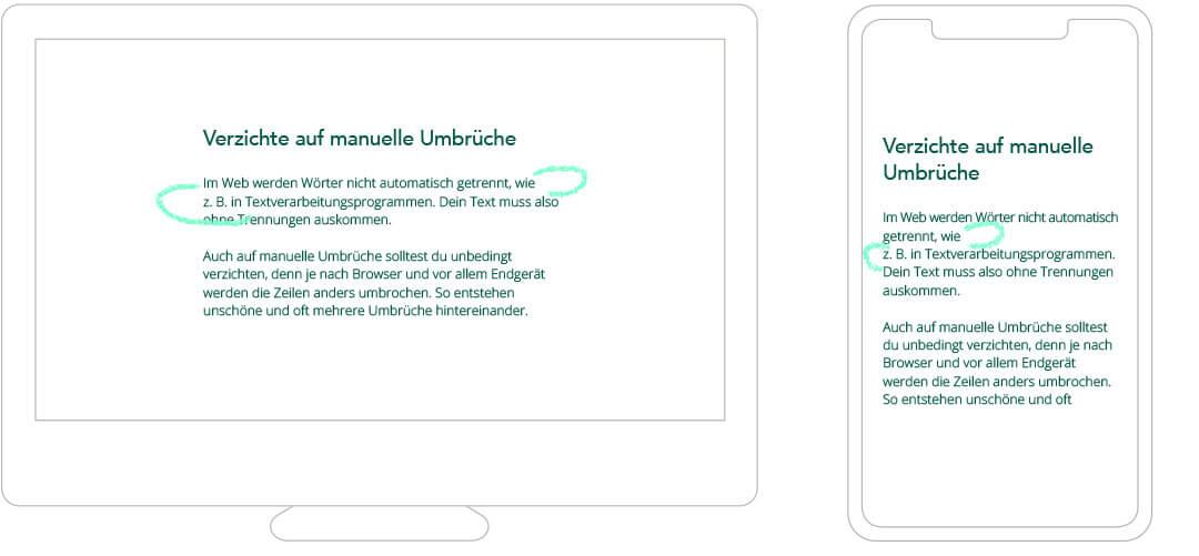 Typografie im Web: Schriftkombination