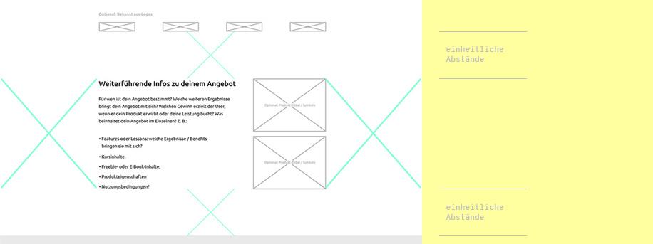 Landingpage Gestaltungs-Tipps